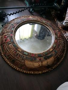 Cadre miroir  égyptien