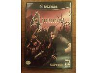 Resident evil 4 (US version) for GameCube