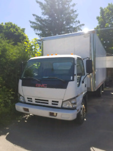 Moving / Driver / Delivery