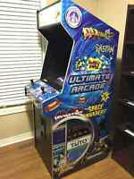 Ultimate Arcade 2 with HyperSpin / Mame and 3600+ games