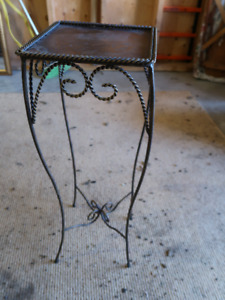 Small plant stand