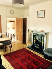 Large 2 bed upper flat in Heaton