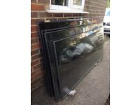 Free to collector conservatory glass