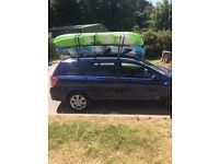 2x mamboola kayaks