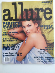 1991 Allure Magazine (May & August Issues)