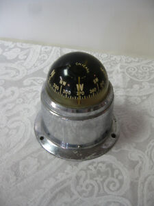 Vintage Boat Compass -- FROM PAST TIMES Antiques - 1178 Albert