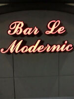Recherche barmaid