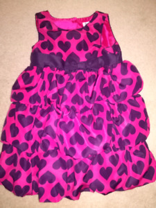 JULLIANS CLOSET DRESS SZ 2T!!