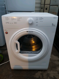 Hotpoint tumble dryer vented 8kg