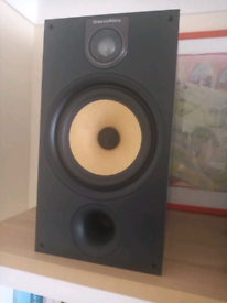 Bowers and Wilkins 685s2 speakers
