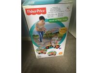 Brand new Fisher price stroll to ride trike