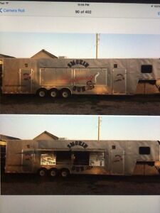 40' concession trailer for sale or trade