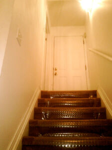 All inclusive newer clean quiet basement apt -no lease