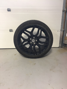 Range Rover Sport Rim and Tire for sale