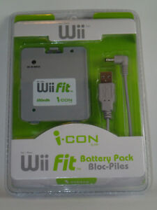 NEW Wii Fit Rechargeable Battery, Wii Balance Board