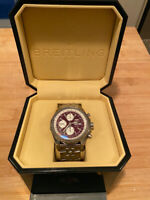BREITLING BENTLEY GT SPECIAL EDITION A13362