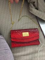 Sac Louis Vuitton petite maroquinerie rouge (VENTE RAPIDE)