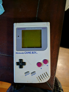 Orignal​ Gameboy still works!