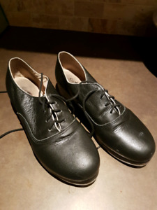 So Danca TA800 Professional Tap Dance Shoes Womens 9M Exc Cond!