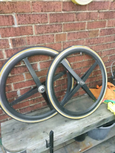 Fixie wheel set