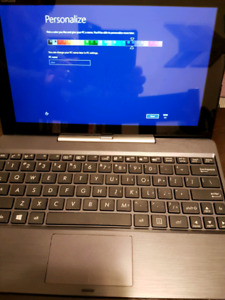 Asus transformer book laptop