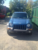 2003 Jeep Liberty Berline