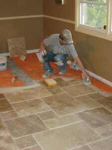 Tile installer available London Ontario image 5