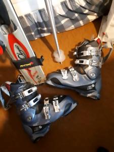 Complete Downhill Ski Gear