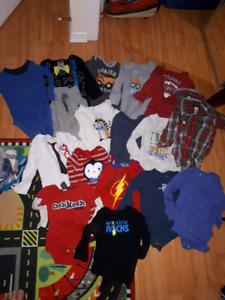 18-24 months boy clothing lot