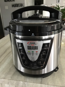 POWER pressure cooker XL PRO