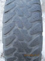 4 TOYO M-T OPEN COUNTRY LT 275-70-R18