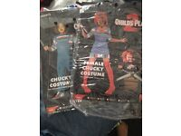 His n hers Chucky costumes