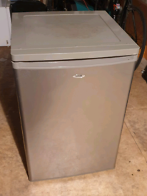 Logik Undercounter Freezer 85 Litres Silver