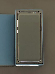 Galaxy S8 $550 O.B.O - Gray 64 GB (Outside of America Only)