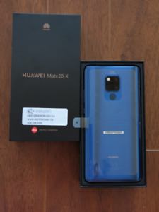 Brand New unlocked Huawei Mate20 X Dual SIM 128GB 7.2inch LCD
