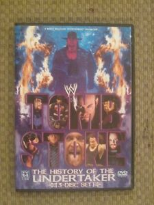 WWE The History of the Undertaker