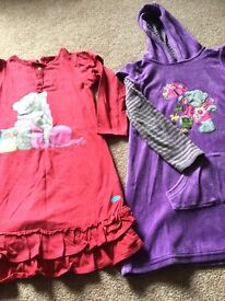 Two me 2 you dresses, age 6-7