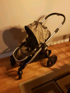 Baby Jogger City Select Stroller With Extras!