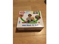 Little Tikes Mini Stack 'n' Golf
