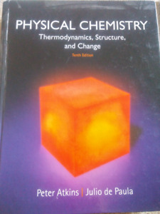 Physical Chemistry 10th ed.