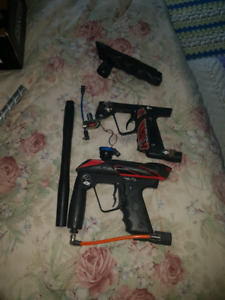Paintball ion