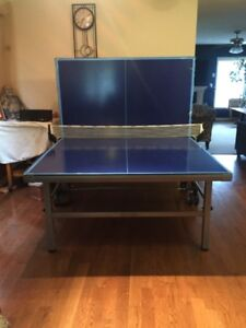 Ping Pong Table by Kettler