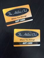 Gift Card to Movati/The Athletic Club ($40 savings)