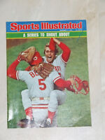 1975 Sports Illustrated magazine: Reds Win World Series