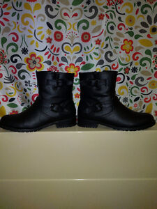 Brand New Black Ankle Boots size 9