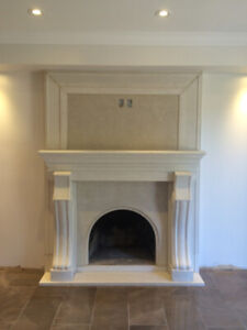 BEAUTIFUL FIREPLACE-BEST PRICE-CUSTOMIZE FIREPLACE