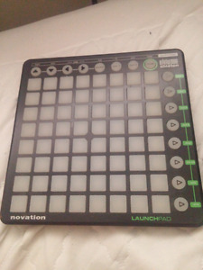 Novation Ableton Launchpad + Case and Drivers