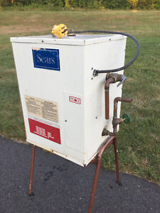 Electric Water Heater 6.5 gallon, $100.00