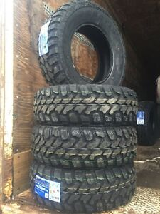 LT265/70/17 M/T Mud Tires Load E Brand New Set of 4