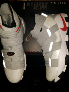 Nike Air Lebron Soldier 11 KD X 10 Multicolor
